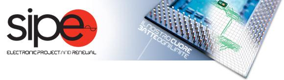 Sipe Srl Progettazione e Produzione di Schede elettroniche